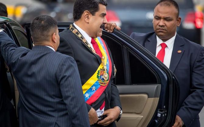 Transitioning Venezuela?
