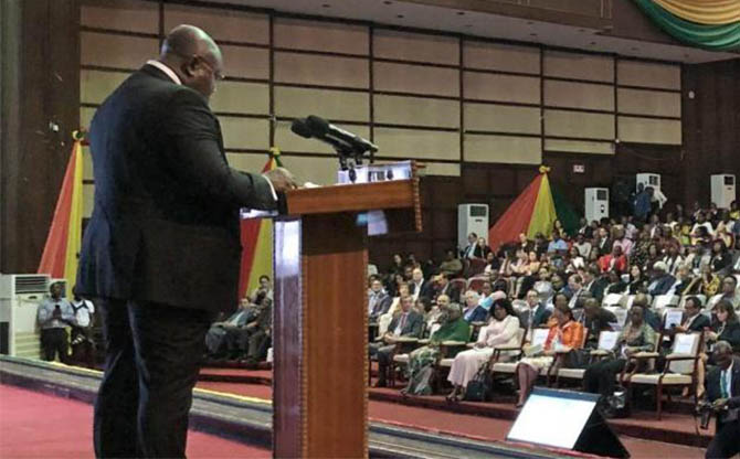 African stakeholders meet for climate