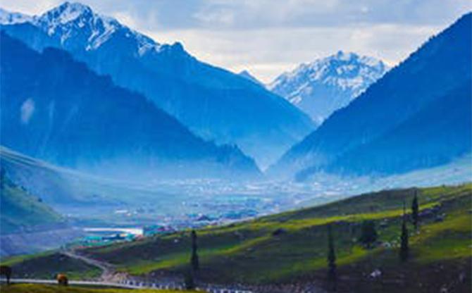 Kashmir: an insight