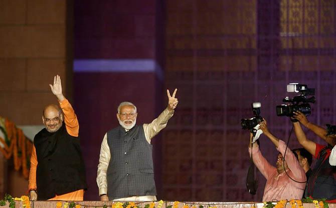Inde : réélection rime avec division