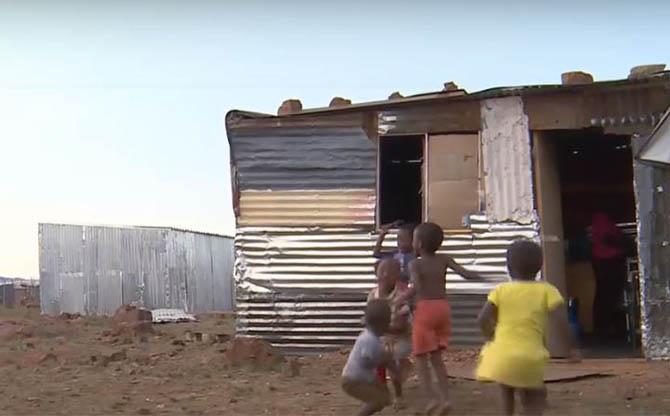 Logement en Afrique du Sud : au sein des campements illégaux