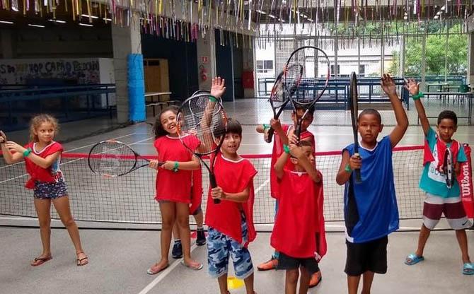 Tennis et développement