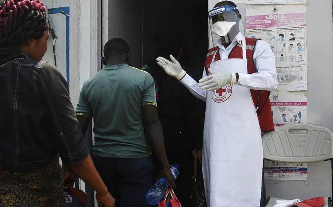 Urgence Ebola
