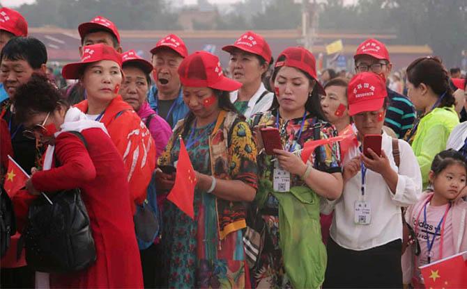 Tiananmen, trente ans après