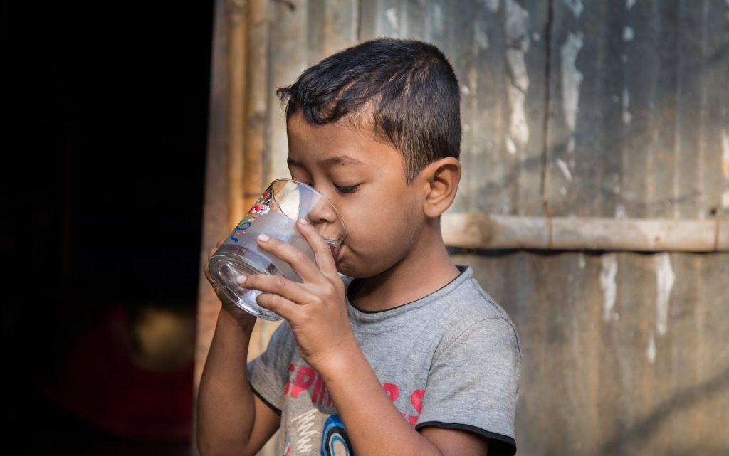 © Ashish Peter Gomes. Access to water and sanitation is crucial to achieving SDGs. - L'accès à l'eau et à l'assainissement est crucial pour atteindre les ODD