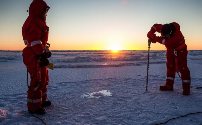 Fonte de l'Arctique : une bombe climatique