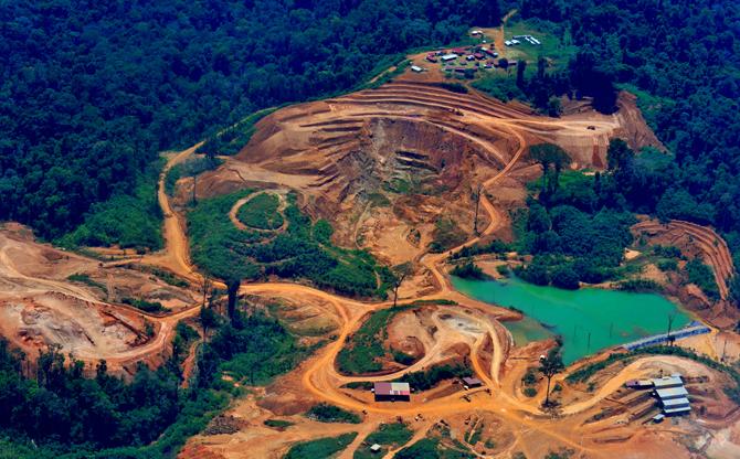 Pétrole et Amazonie, un mélange explosif