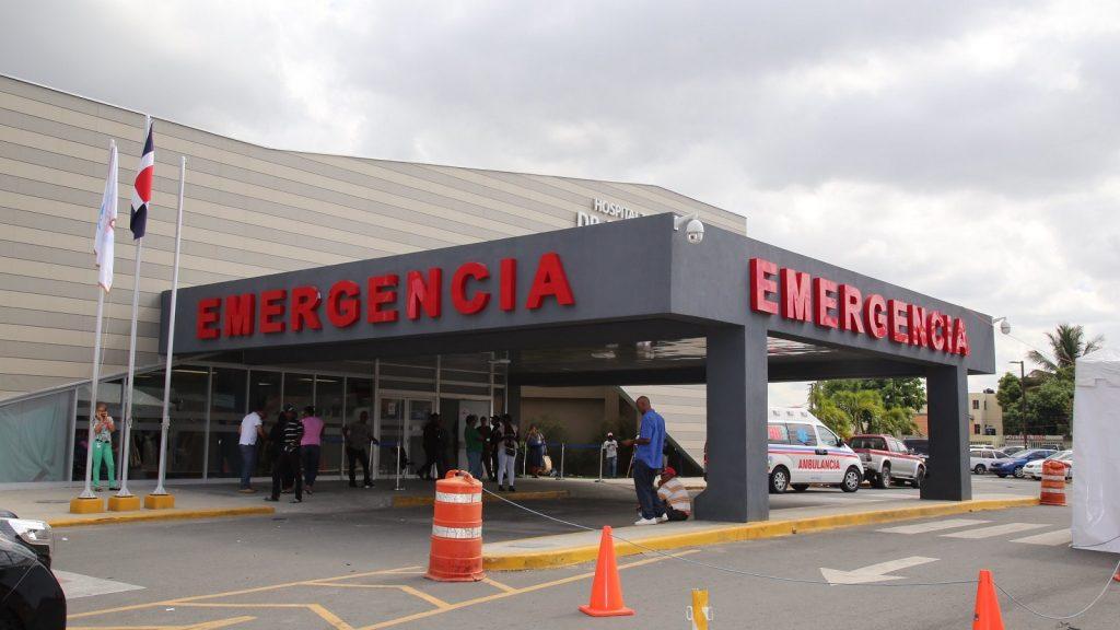 Photo : Hospital Dr Darío Contreras, République dominicaine - Flickr Cc Presidencia República Dominicana