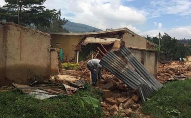 Climate change: Rwanda's turning tide