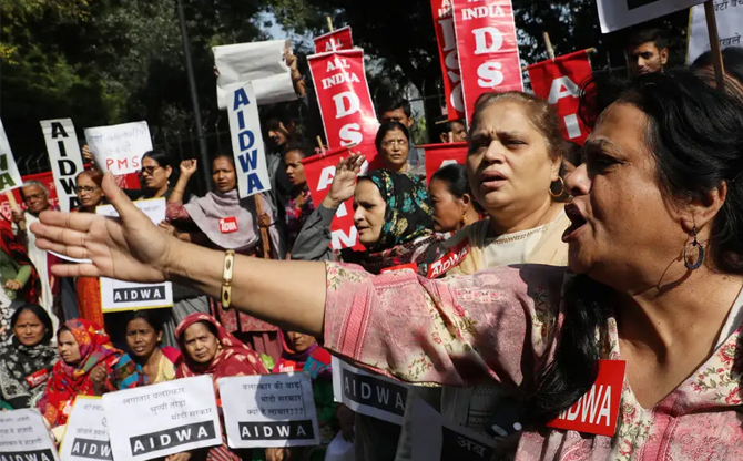 Indian rape culture: immediate political action or mob violence