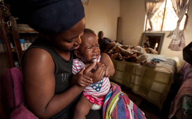 Making HIV treatments kid-friendly