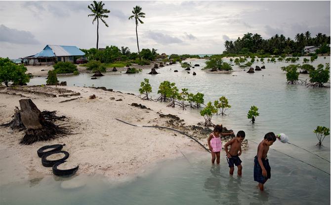« Réfugiés climatiques » : le nom d'un vide juridique
