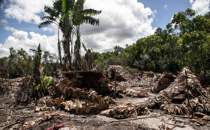 Changement climatique : Madagascar en première ligne