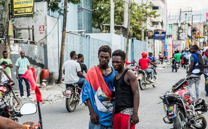 Haïti : l'humanitaire freine le développement