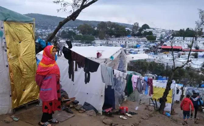 Réfugiés en Grèce : une aide au retour