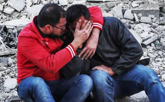 Syria : The Idlib catastrophe
