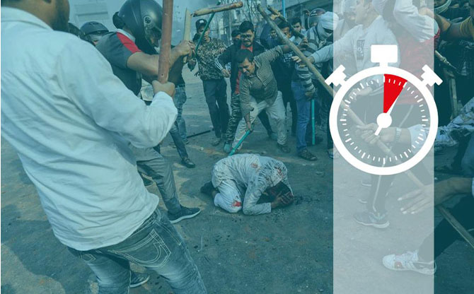 Dans l'Inde nationaliste de Modi, explosion des violences communautaires