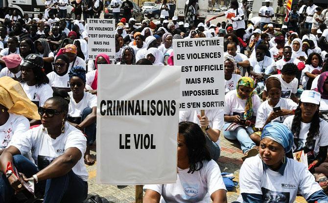Espoir au Sénégal : le viol enfin criminalisé