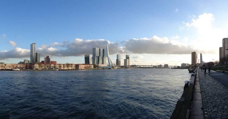 As the leading port in Europe, Rotterdam has been preparing for rising sea levels for years. Its adaptation strategy serves as a model for many cities around the world.