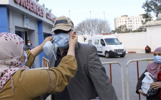 Algérie: solidarité et système D