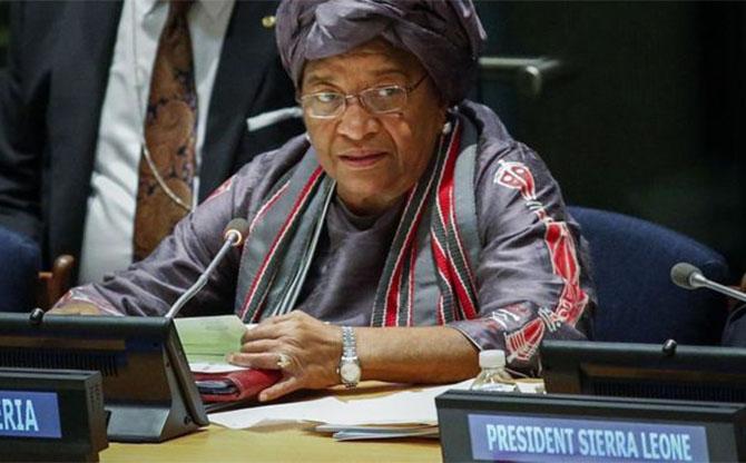 Solidarité mondiale : l'appel d'Ellen Johnson Sirleaf
