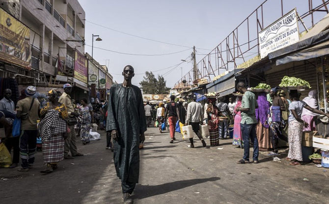 Le Sénégal à l'épreuve de la distanciation sociale