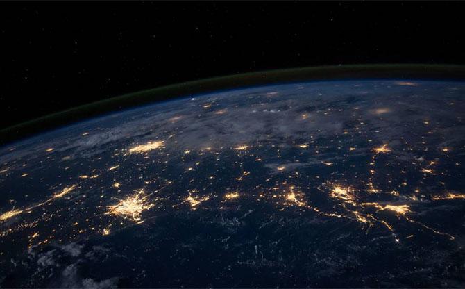 Le bruit de la Terre