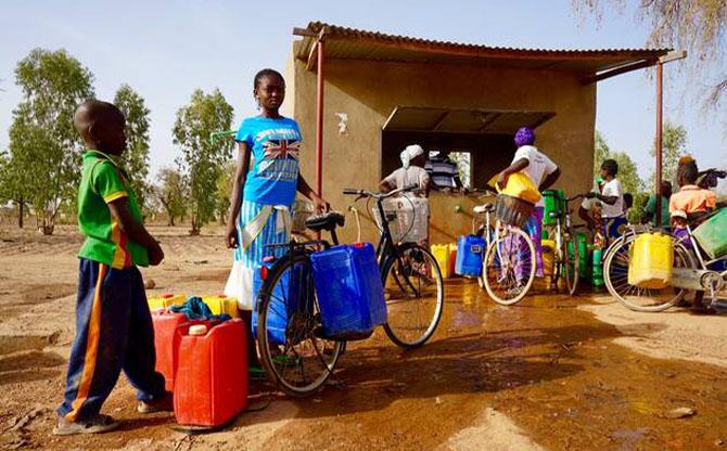 Coronavirus : de l'importance de l'accès à l'eau