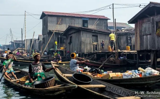 Putting Makoko on the digital map