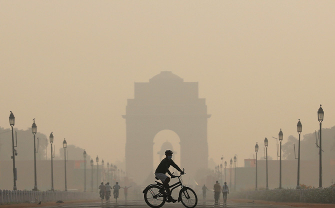 Saying no to air pollution