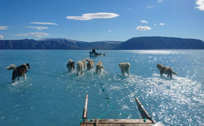 Of the urgency of staying below the warming limits