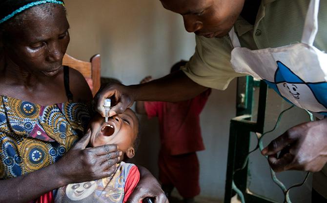 Wild poliovirus eradicated in Africa