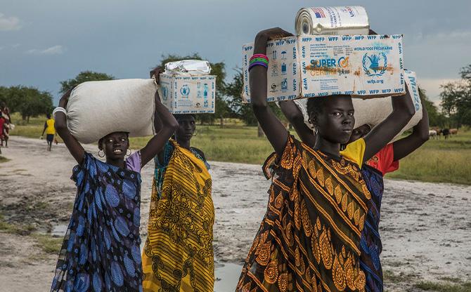 Soudan du Sud : la faim, arme immatérielle mais mortelle