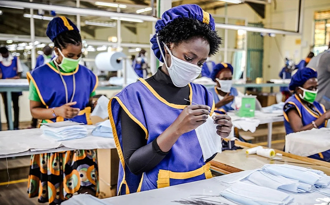 African industry, a path to prosperity?