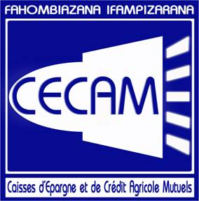 Caisse d'épargne et de crédit agricole mutuels de Madagascar (CECAM)