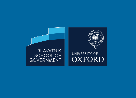 Blavatnik School of Government, University of Oxford