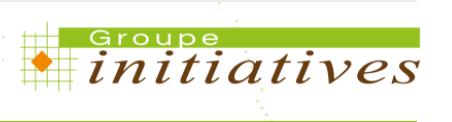 Groupe initiatives